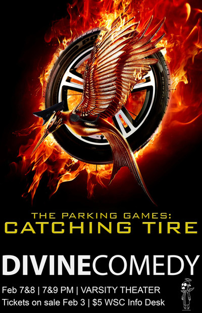 The Parking Games: Catching Tire