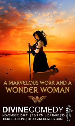 A Marvelous Work and a Wonder Woman