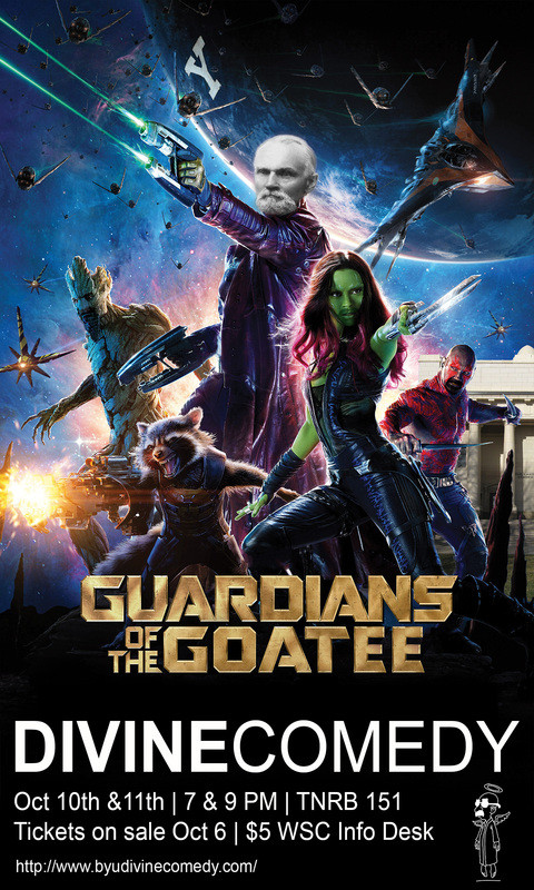 Guardians of the Goatee