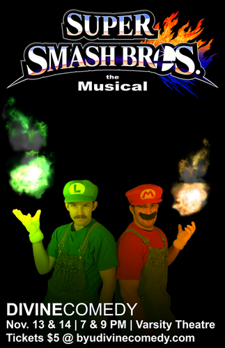 Super Smash Bros. The Musical