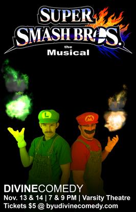 Super Smash Bros. The Musical