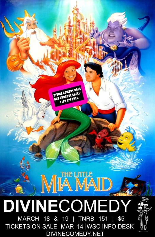 The Little Mia Maid