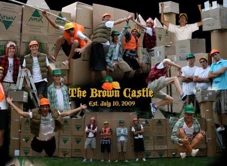 World's Largest Cardboard Fort: Building Dreams One Box at a Time