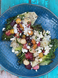 root veg with grilled bibb meal kit pic