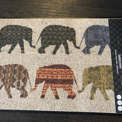 Tapis Elephants