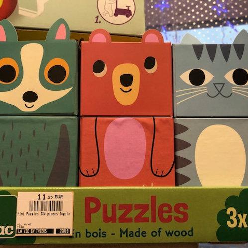 Mini Puzzle 3x4