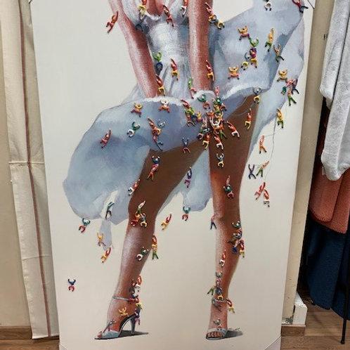 Tableau Marylin  120x90 cm