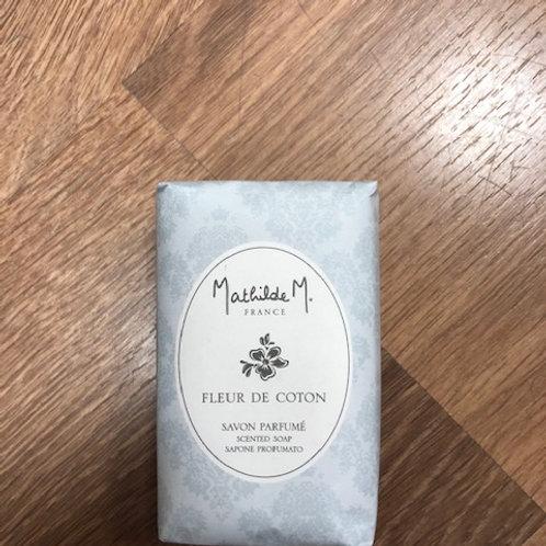 Savon Parfumé Fleur de Coton