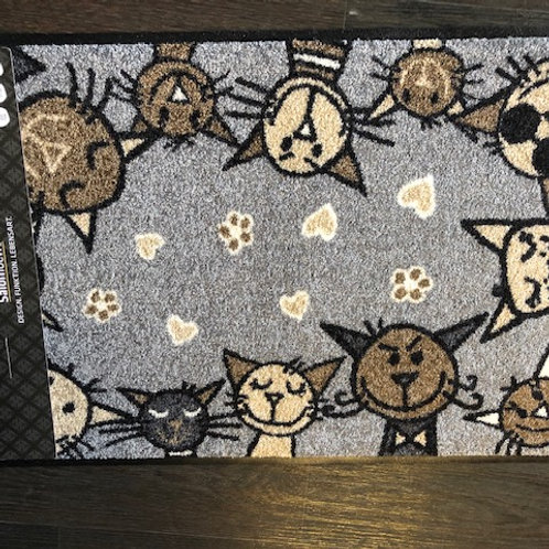 Tapis chat city chic