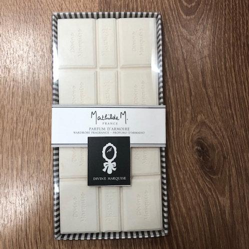 Tablette parfumée Marquise