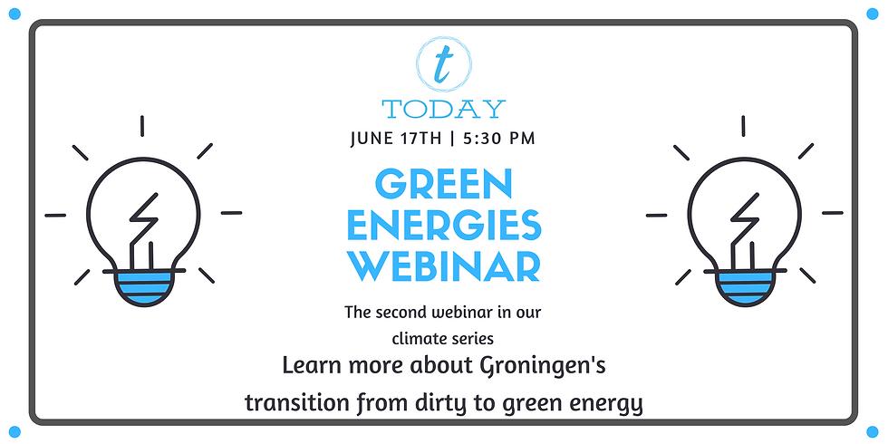 Green Energies Webinar