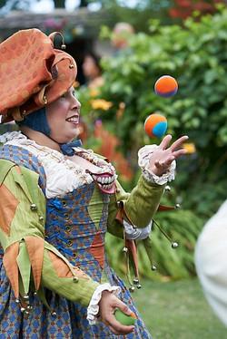 Juggling Jane