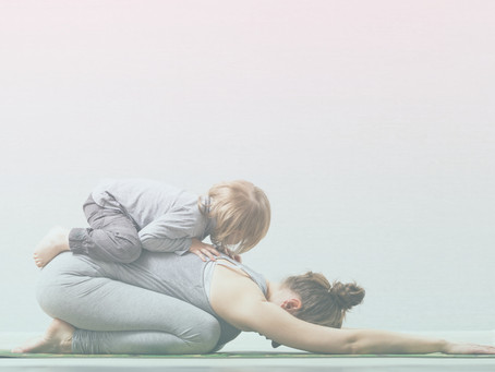 Creating a Yoga Routine in Motherhood