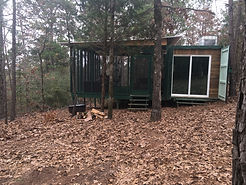 Fully functional cabin with 16x20 screened deck, full kitchen