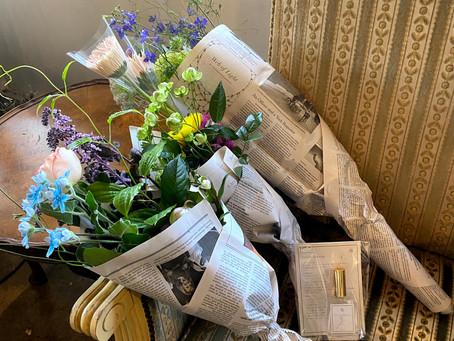家を楽しむお花セット