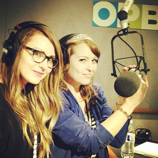 Radio interviews for OPB