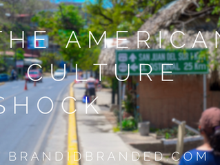 TheAmerican Culture Shock