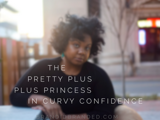 The Pretty Plus Princess in : Curvy Confidence