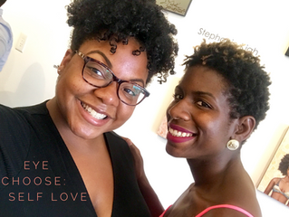 Eye Choose: Self Love