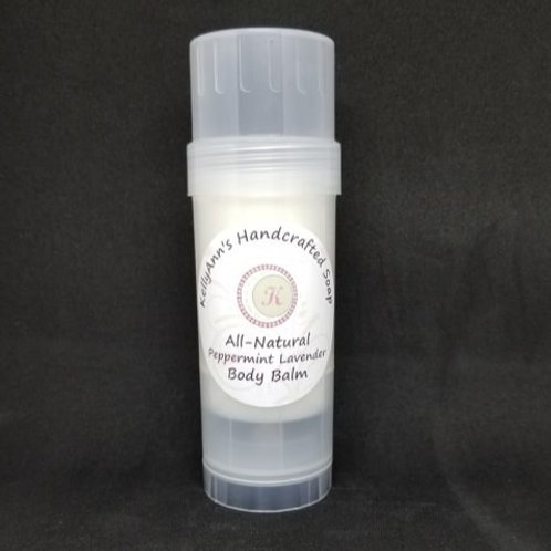 All-Natural Peppermint Lavender Body Balm