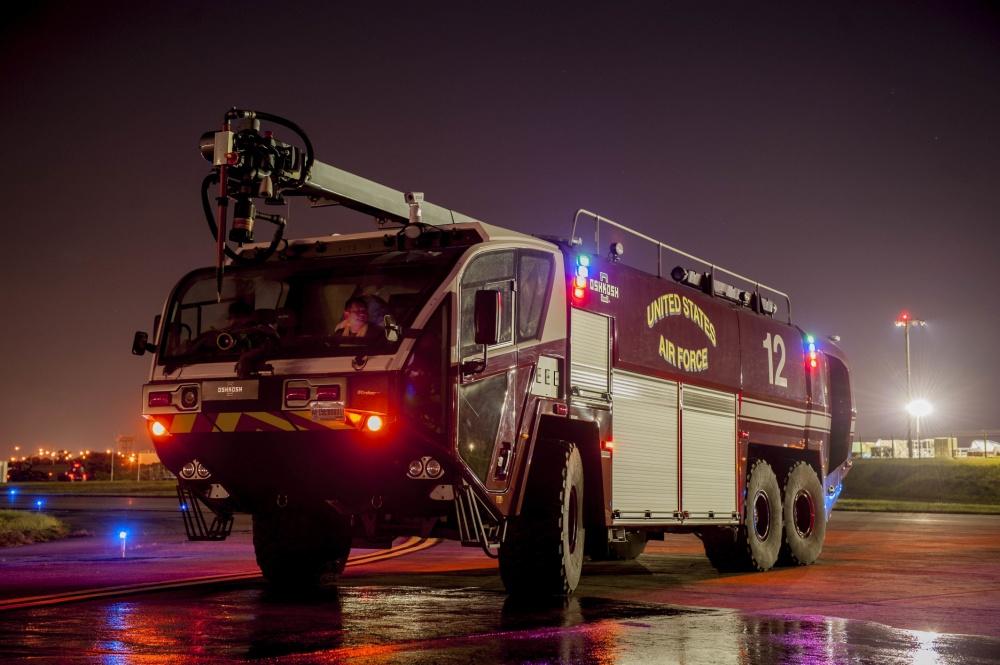 Oshkosh Firetruck