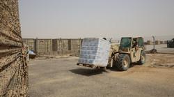 Life Support, Camp Arifjan, Kuwait
