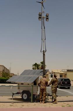 Equipment, Camp Arifjan, Kuwait