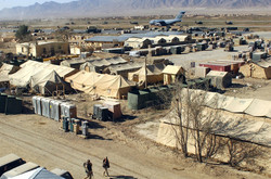 Jalalabad Airfield/Afghanistan