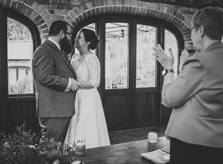 Steph and Iain's Autumn Wedding