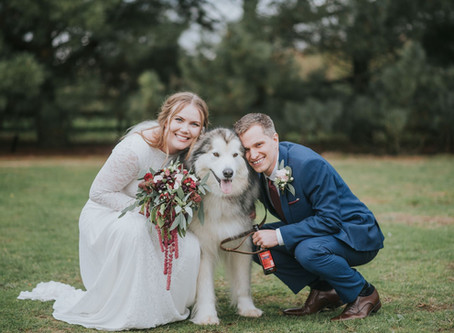 Astrid and Jack's Autumn Wedding