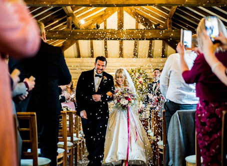 Chloe and Lee's Winter Wedding