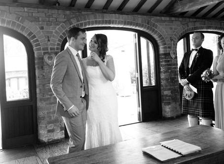 Christa and Jonny's Spring Wedding