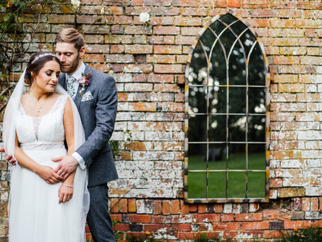 Beth and Darren's Autumn Wedding