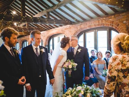 Victoria and Rob's Autumn Wedding