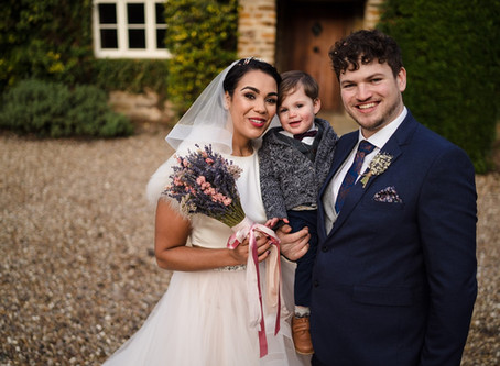 Amanda and Tom's Winter Wedding