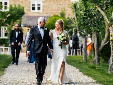 Clare and Gary's Summer Wedding