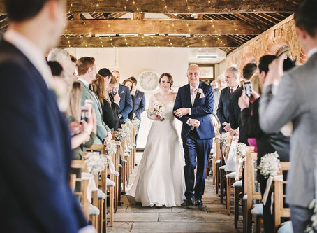 Sammy and Roland's Winter Wedding