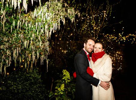 Rebecca and Jason's Winter Wedding