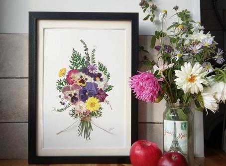 Wonderful Ways to Preserve Your Wedding Bouquet