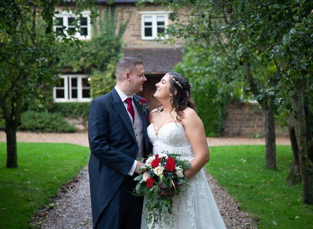 Emma-Louise and Marc's Autumn Wedding
