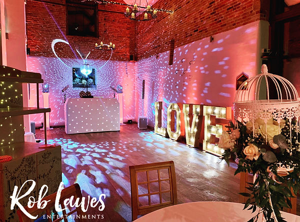 Rob Lawes Entertainments Dodmoor House.j