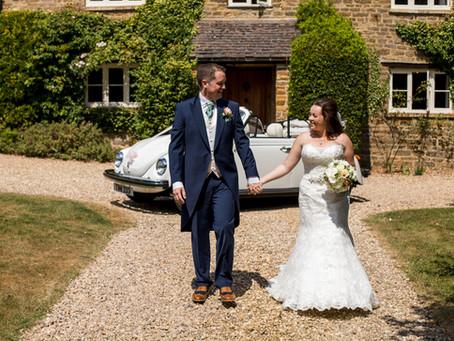 Jade and Chris' Summer Wedding