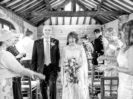 Helen and Brian's Summer Wedding