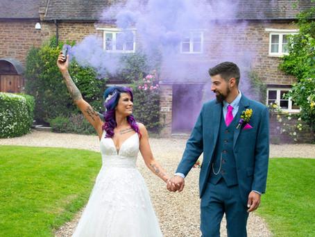 Lauren and Mat's Summer Wedding