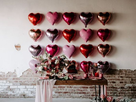 Valentine's Day Wedding Ideas