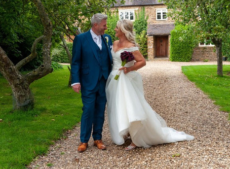 Nicola and Steven's Summer Wedding