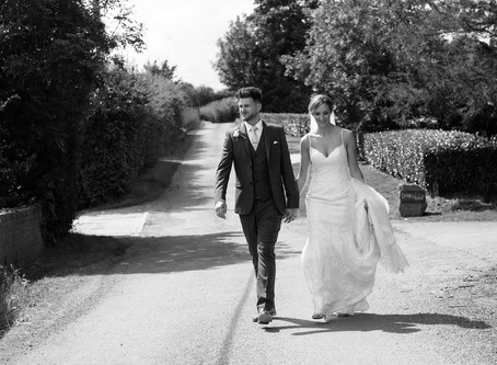 Daisy and Michael's Summer Wedding