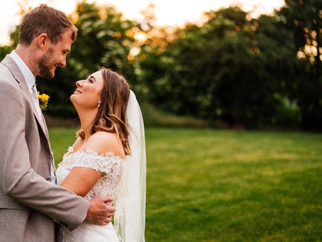 Kerry and Rob's Summer Wedding