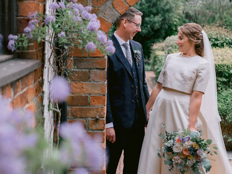 Charlie and Tom's Summer Wedding