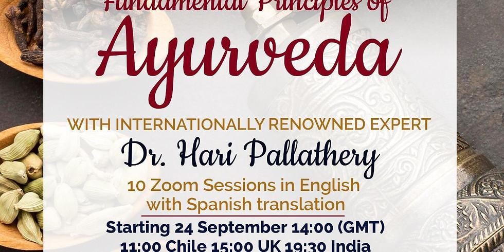 Fundamental Principles of Ayurveda